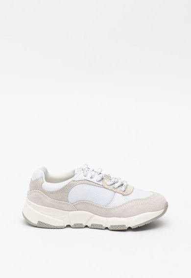 Gioseppo Pantofi sport din plasa cu insertii din piele intoarsa Nimega Fete