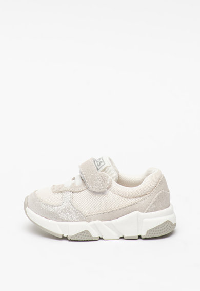 Gioseppo Pantofi sport din piele intoarsa cu insertii din plasa Elstra Fete