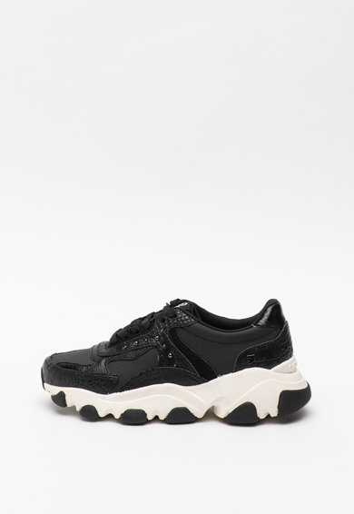 Gioseppo Pantofi sport cu garnituri din piele Eisleben Femei