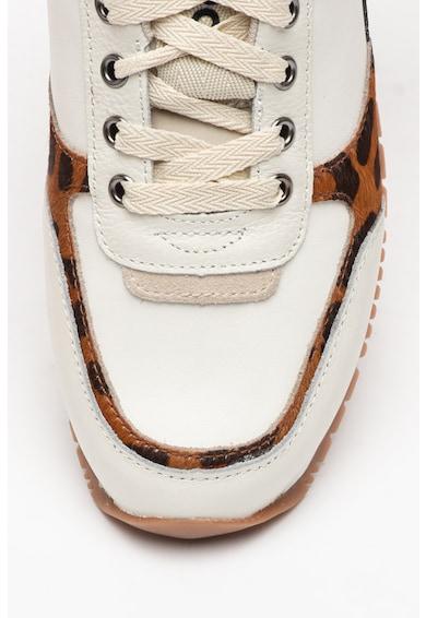 Gioseppo Pantofi sport din piele cu garnituri din piele intoarsa Lieja Femei