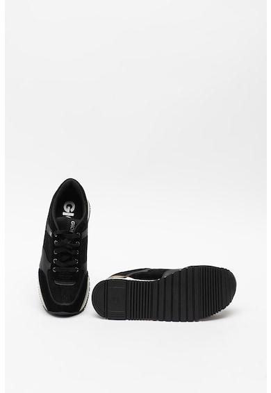 Gioseppo Pantofi sport din piele intoarsa Aussee Femei