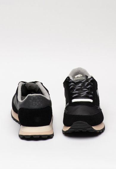 Gioseppo Pantofi sport cu garnituri de piele intoarsa Kineshma Barbati