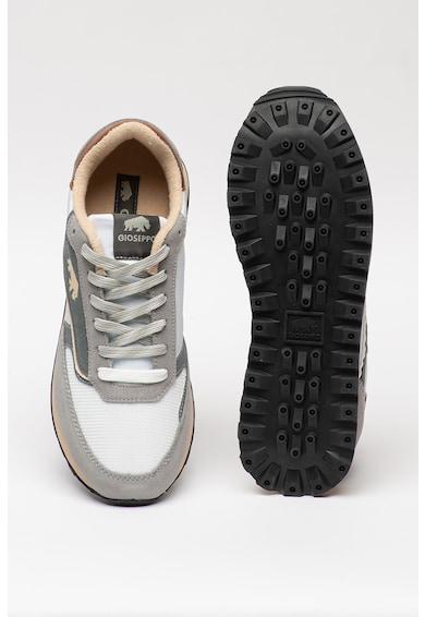 Gioseppo Pantofi sport cu garnituri de piele si piele intoarsa Koriolov Barbati