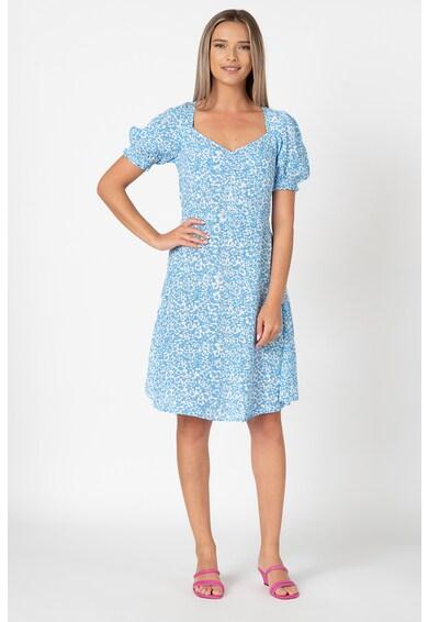 Vero Moda Nille V-nyakú bővülő fazonú ruha női