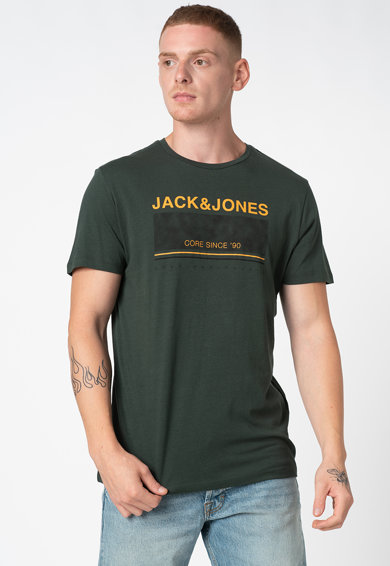 Jack&Jones Star normál fazonú logós póló férfi