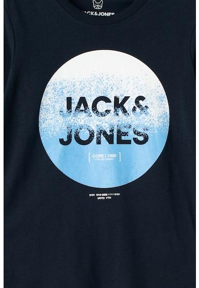 Jack&Jones Logómintás kerek nyakú póló 2 Fiú