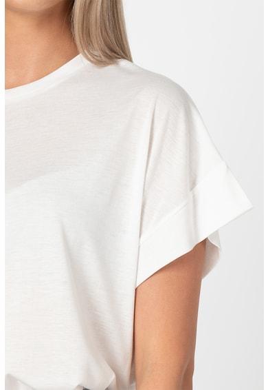 JdY Anneli laza fazonú kerek nyakú póló női