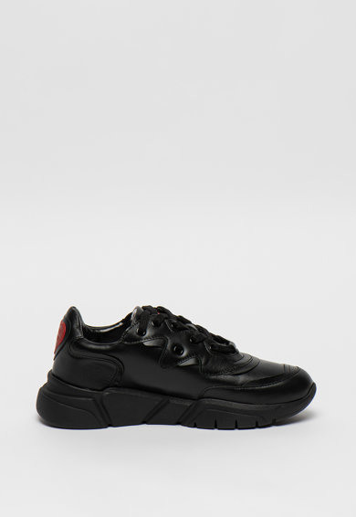 Love Moschino Sneaker szív alakú részlettel női