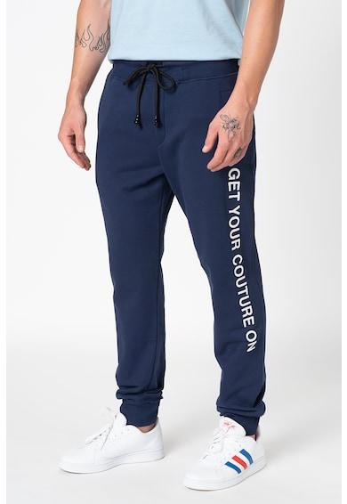 Versace Jeans Couture Szabadidőnadrág hímzett logóval férfi