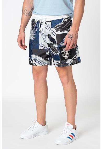 Versace Jeans Couture Mintás bermudanadrág férfi