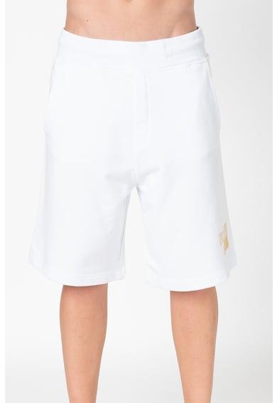 Versace Jeans Couture Foil bermudanadrág fémes logóval férfi