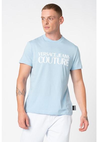 Versace Jeans Couture Tricou slim fit cu imprimeu logo Barbati