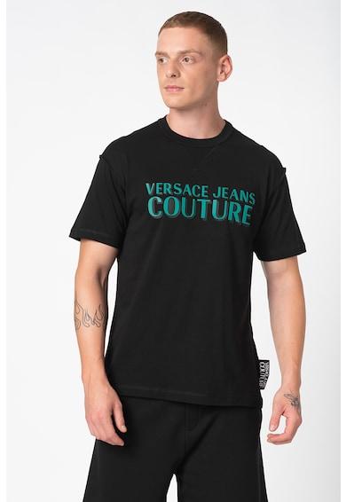 Versace Jeans Couture Normál fazonú kerek nyakú póló férfi