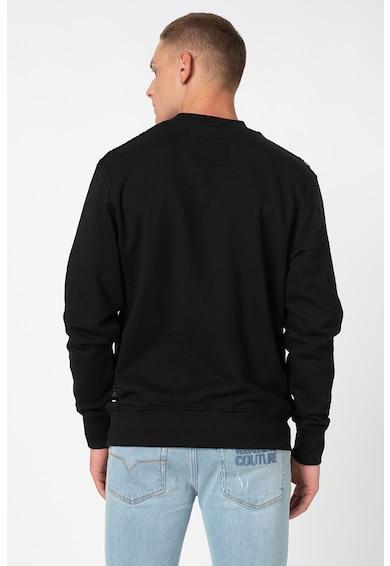 Versace Jeans Couture Bluza sport slim fit cu imprimeu logo Barbati