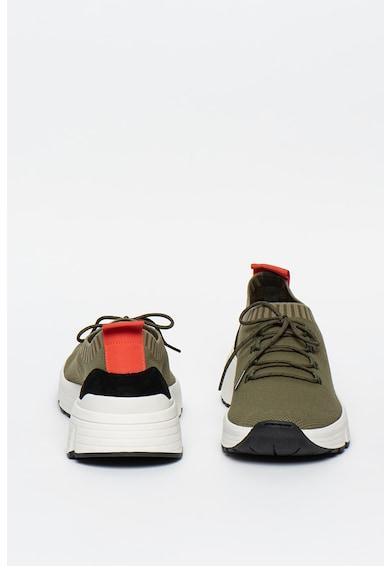 Vagabond Shoemakers Pantofi sport cu aspect tricotat Quincy Barbati