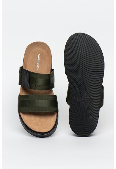Vagabond Shoemakers Seth papucs bőrrészletekkel férfi