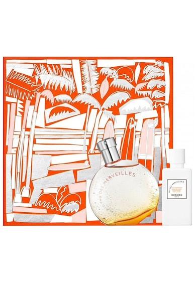 Hermes Set  Eau des Merveilles, Femei: Apa de Toaleta, 50 ml + Lotiune de corp, 40 ml Femei