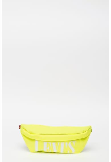 Levi's Neon Serif Banana logós övtáska női