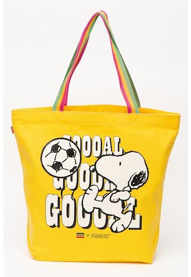 Levi's Snoopy Levi's x Peanuts tote fazonú táska női