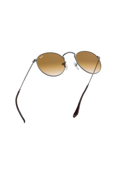 Ray-Ban Ochelari de soare rotunzi cu lentile in degrade Barbati