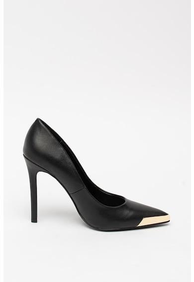 Versace Jeans Couture Pantofi din piele cu varf ascutit Christy Femei