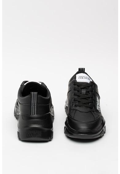 Versace Jeans Couture Pantofi sport cu garnituri din piele Barbati