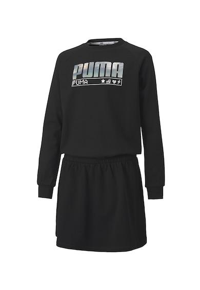 Puma Rochie cu logo holografic Alpha Fete