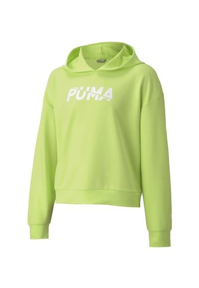 Puma Hanorac cu logo Modern Sports Fete
