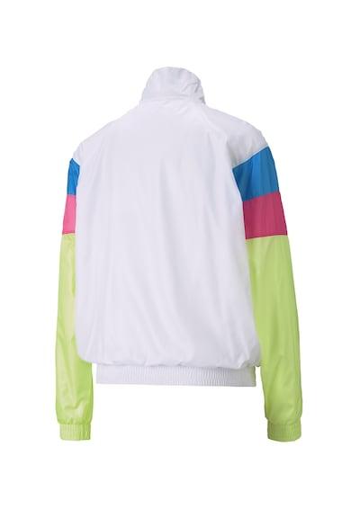 Puma Jacheta sport cu aspect colorblock TFS Femei