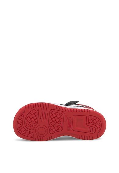 Puma Pantofi sport mid-cut cu velcro Rebound JOY Fete