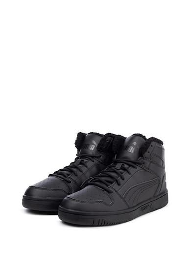 Puma Rebound Layup magas szárú műbőr sneaker női