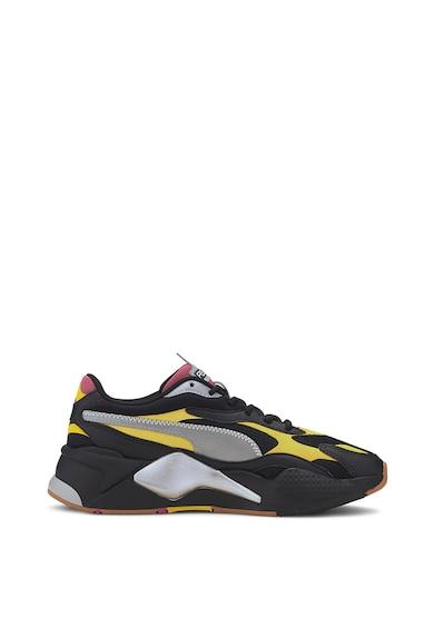 Puma Rs-X Grinds uniszex műbőr sneaker hálós anyagbetétekkel női