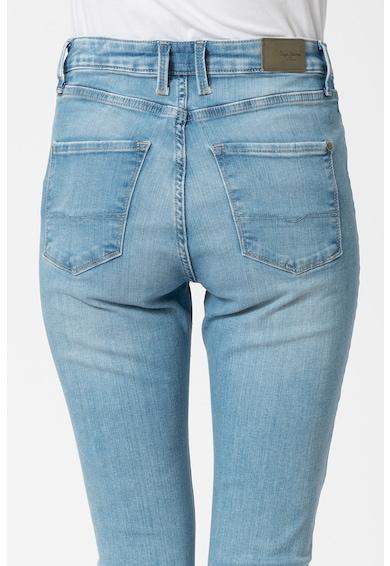 Pepe Jeans London Blugi skinny cu talie inalta Dion Femei
