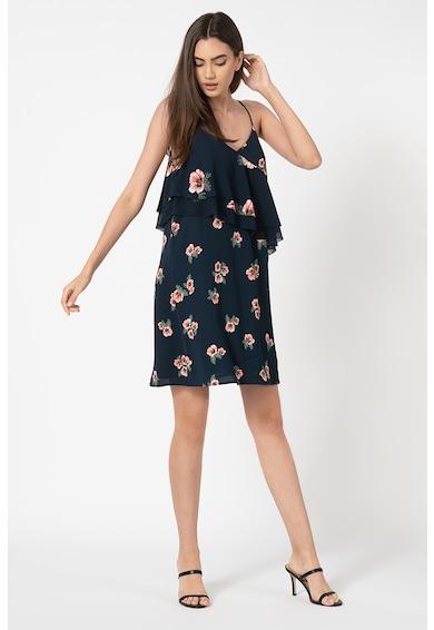 Pepe Jeans London Rochie midi cu model floral Dalia Femei