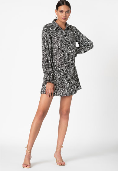 Missguided ingruha dalmatapöttyös mintával női