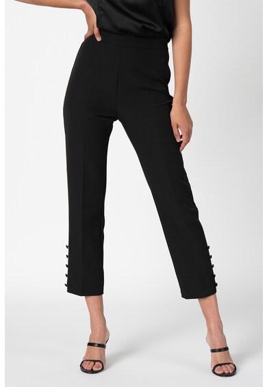 Missguided Pantaloni crop cu talie inalta Femei