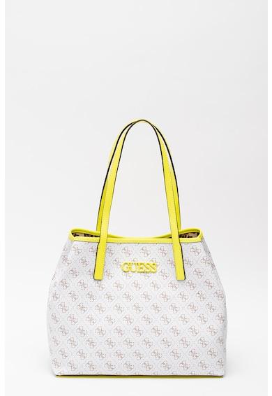 Guess Vikky shopper fazonú műbőr táska belső kistáskával női