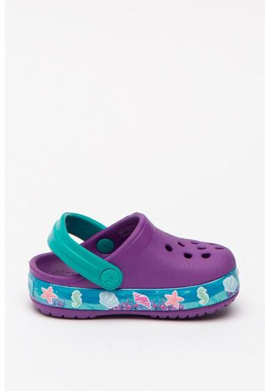 Crocs Disney Ariel hercegnős mintájú papucs Lány