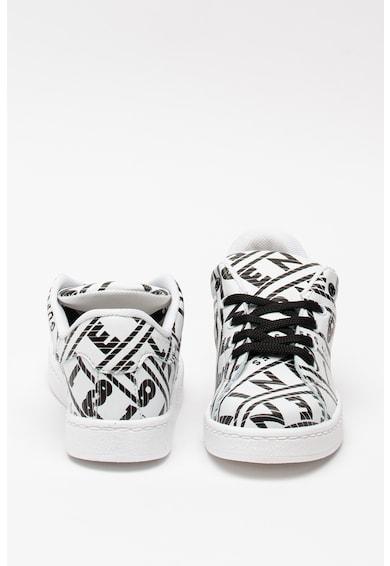 Guess Logómintás műbőr sneaker Lány