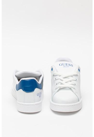 Guess Műbőr sneaker colorblock dizájnnal Fiú