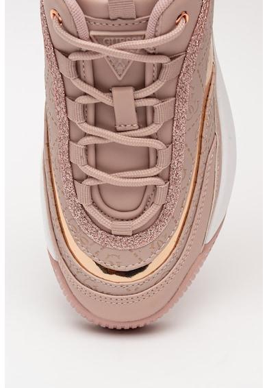 Guess Kaysie sneaker csillámos betétekkel női