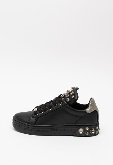 Guess Strasszköves műbőr sneaker női