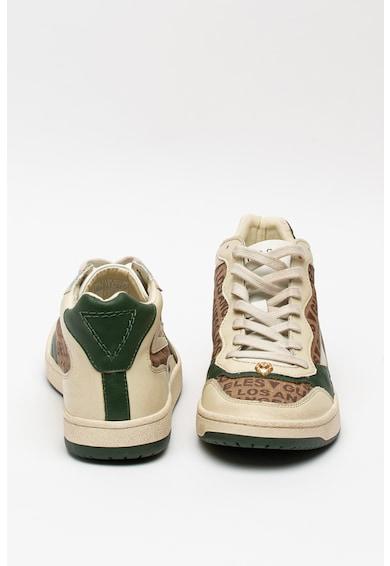 Guess Sneaker bőrbetétekkel férfi