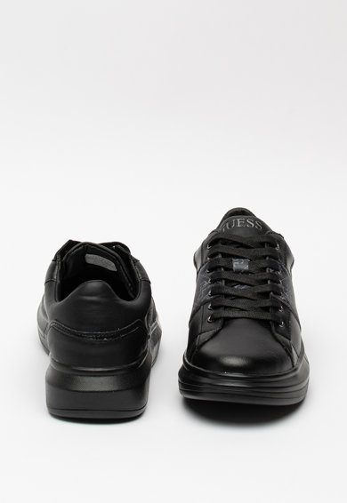 Guess Logós műbőr sneaker férfi
