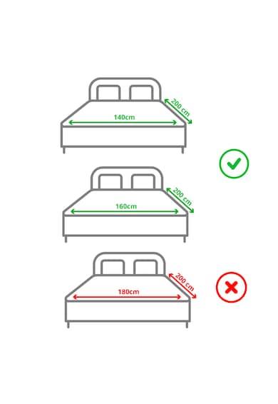 Kring Lenjerie de pat pentru 2 persoane  Pastel, bumbac Femei