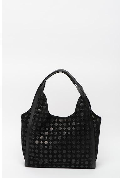 Classeregina Nyersbőr táska belső kistáskával női