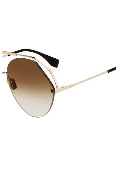 Fendi Fémkeretes kerek napszemüveg női