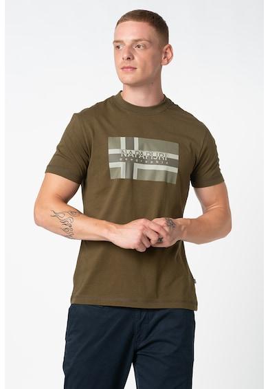 Napapijri Sovico mintás póló férfi