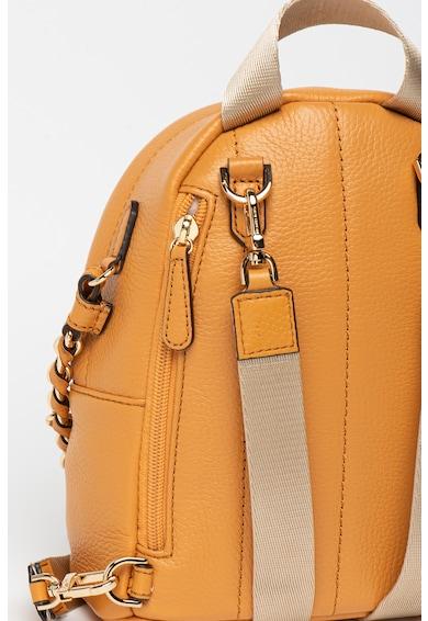 Michael Kors Slater bőr hátizsák fémlogós rátéttel női