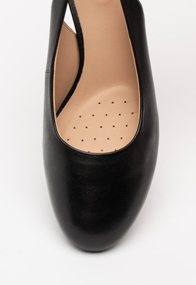 Geox Ortensia sarokpántos bőrcipő női